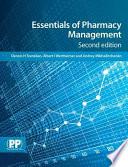 Essentials of Pharmacy Management