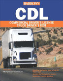 Barron s CDL  Commercial Driver s License Test  4th Edition