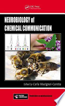 Neurobiology of Chemical Communication Book PDF
