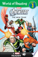 World of Reading  Avengers  The New Team