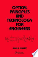 Optical Principles and Technology for Engineers
