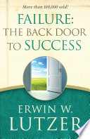Failure The Back Door To Success