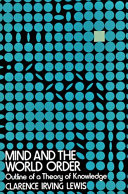 Mind and the World-order
