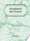 Handbuch der Presse