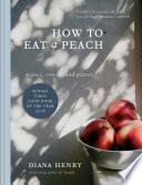 Book How to eat a peach