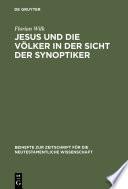 Jesus und die Völker in der Sicht der Synoptiker