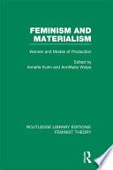 Feminism and Materialism