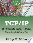 TCP IP : one (isbn: 9781599424910) and two (isbn: 9781599425436) packaged...