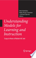 Understanding Models for Learning and Instruction