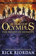 The Heroes of Olympus Book Five  The Blood of Olympus  Special Limited Edition