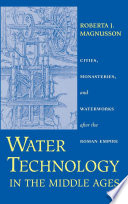 Water Technology in the Middle Ages