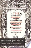 The World s Great Classics  Orations of British orators