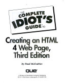 The complete idiot s guide to creating an HTML 4 Web page