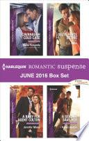 Harlequin Romantic Suspense June 2016 Box Set