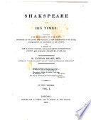 Shakespeare and His Times