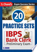 IBPS BANK CLERK Practice Sets Preliminary Examination  English