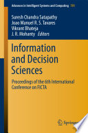 Information and Decision Sciences