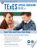TExES Special Education EC 12  161  Book   Online