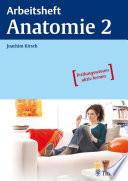 Arbeitsheft Anatomie 2