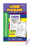 Logic Puzzlers Flash Cards for Ages 7 8
