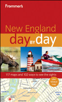 Frommer s New England Day by Day