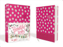 NIV Beautiful Word Coloring Bible for Girls  Imitation Leather  Pink