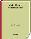 Model Theory   An Introduction