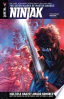 Ninjak Vol. 6: The Seven Blades of Master Darque TPB
