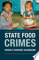 State Food Crimes