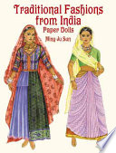 Traditional Fashions from India Paper Dolls