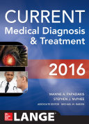 CURRENT Medical Diagnosis and Treatment 2016