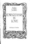 Edwardians in love