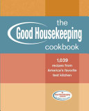 The Good Housekeeping Cookbook