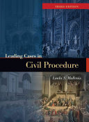 Leading Cases in Civil Procedure