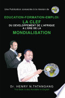 Education formation emploi