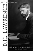 Erotic Works of D H  Lawrence