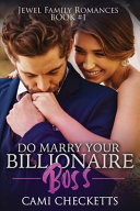 Do Marry Your Billionaire Boss Book PDF