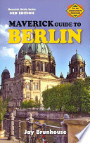 Maverick Guide to Berlin