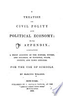 A Treatise on Civil Polity and Political Economy