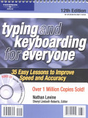 Typing and Keyboarding for Everyone