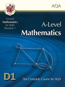 A Level Mathematics for AQA Decision Maths 1