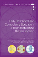 Early Childhood and Compulsory Education