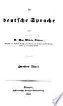 Die deutsche Sprache und ihre Literatur