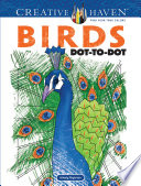 Creative Haven Birds Dot To Dot