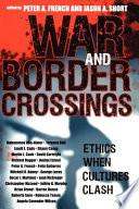 War and Border Crossings