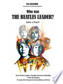 Who Was The Beatles Leader
