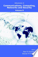 Advances in Communications  Computing  Networks and Security Volume 8