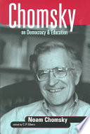 Chomsky on Democracy   Education