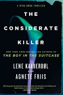 The Considerate Killer Bestselling Nina Borg Series Set