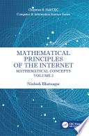 Mathematical Principles Of The Internet Two Volume Set